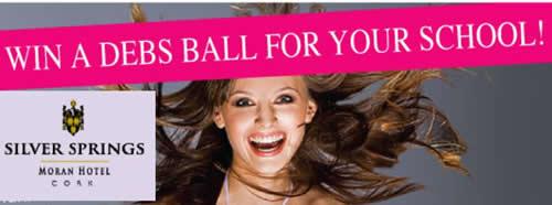 Free Debs ball Cork