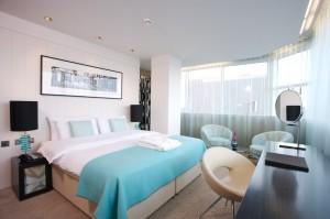 Chiswick Hotel Room