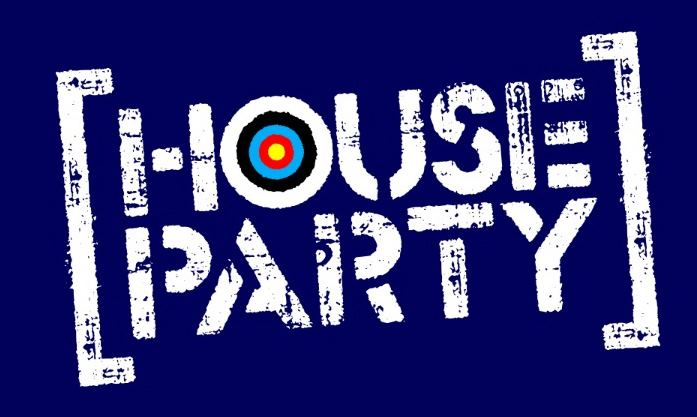 how to start a party in house party