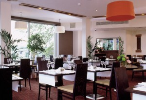 Silver Springs Moran Hotel, Watermarq Restaurant
