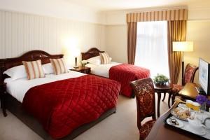 Red Cow Moran Hotel Bedroom