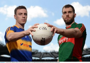 Alan Campbell and Seamus O'Shea up for the Match this Sunday